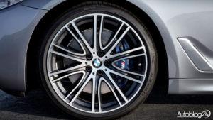 BMW Serii 5 G30 - felgi wersji M