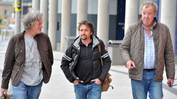 Clarkson, Hammond i May - teraz w Amazon