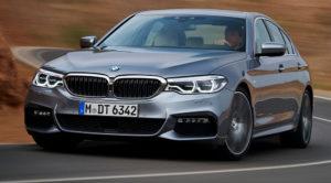 Nowe BMW Serii 5 (G30) 2017 – zdjęcia, silniki i zmiany w VII generacji tego modelu
