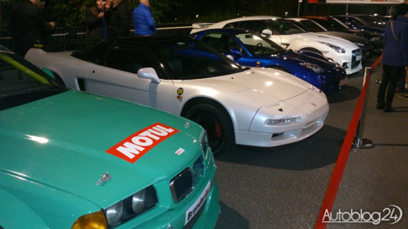 Pit party na Verva Street Racing 2015