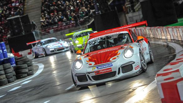 Wyścig Porsche na Verva Street Racing 2015