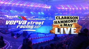Clarkson na Narodowym, czyli relacja z Verva Street Racing 2015