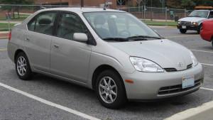Toyota Prius - 1 generacja (1997)