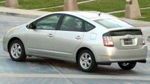 Toyota Prius - 2 generacja (2003)