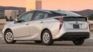 Toyota Prius - 4 generacja (2016)
