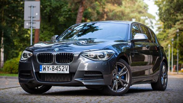 BMW M135i to rasowy sportowiec
