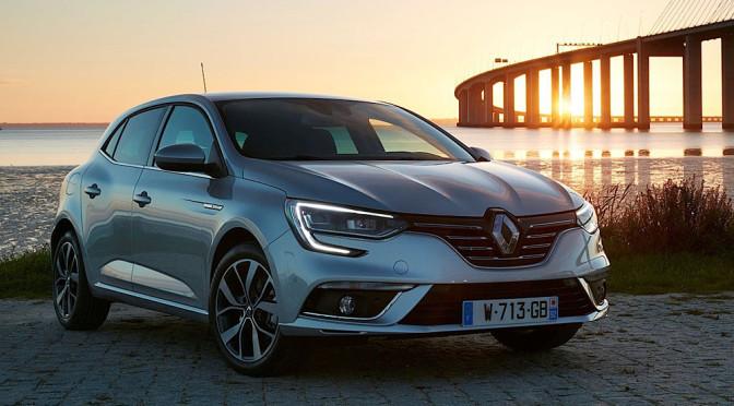 Renault Megane 4 generacji – znamy silniki i datę premiery tego samochodu w Polsce