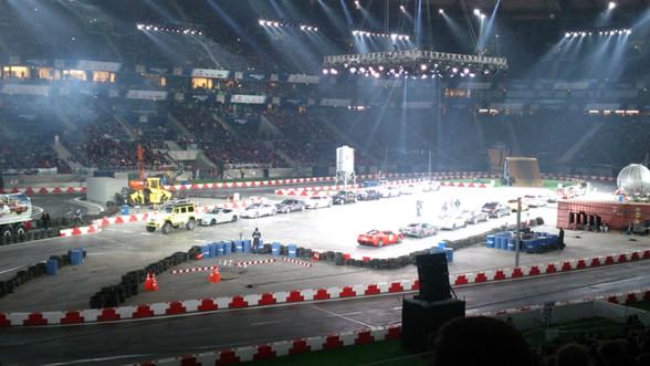 Samochody na Verva Street Racing 2015