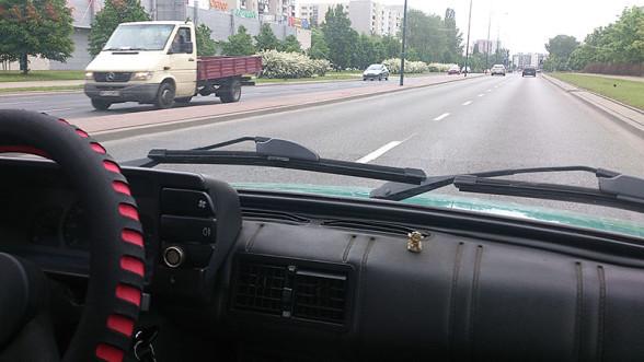 Fiat 126P - dla niego ograniczenia są aż za wysokie