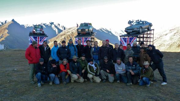 Ekipa Top Gear w Himalajach