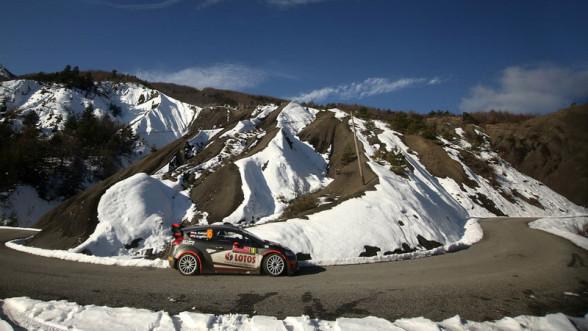 Kubica w rajdach WRC