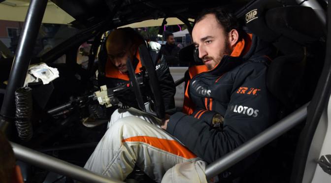 Kubica miał wypadek w rajdzie Monte Carlo. Sezon WRC 2016 rysuje się w czarnych barwach