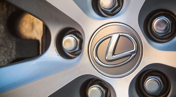 Lexus NX pociągnął sprzedaż tej marki w 2015 roku, co mnie bardzo cieszy