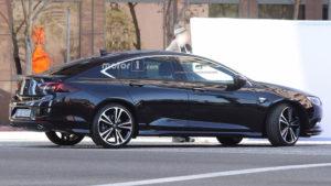 Opel Insignia - 2 generacja w odmianie sedan
