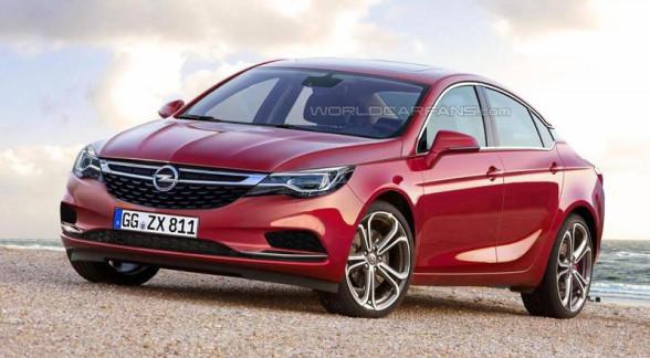 Opel Insignia 2 generacji - wizja samochodu