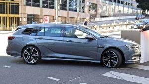 Opel Insignia w nadwoziu kombi - 2017