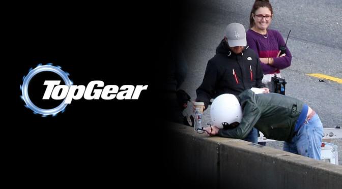 Problemy nowego Top Gear – choroba lokomocyjna Evansa to najmniejszy z nich