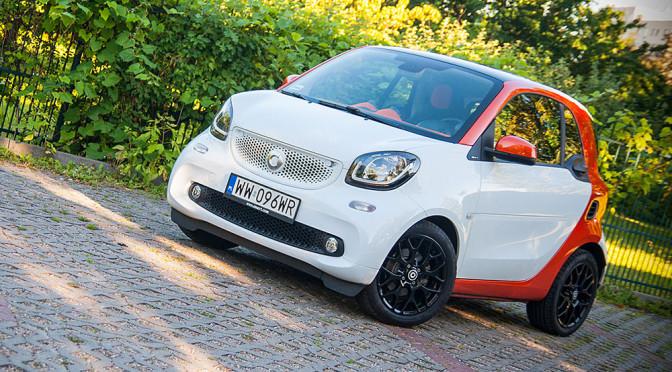 Smart Fortwo – opinia o aucie, który zmienia postrzeganie jazdy miejskiej