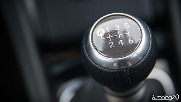 Manualna skrzynia biegów w Toyocie Auris