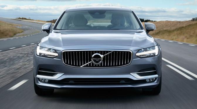 Volvo S90 – polskie ceny, silniki i wyposażenie już znane
