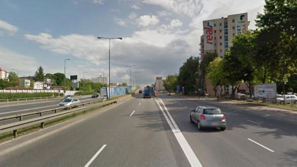 Aleja Prymasa Tysiąclecia - to nią przejeżdża najwięcej aut w Warszawie