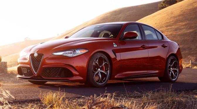 Alfa Romeo Giulia – premiera opóźniona przez problemy z bezpieczeństwem? Nie chce mi się w to wierzyć