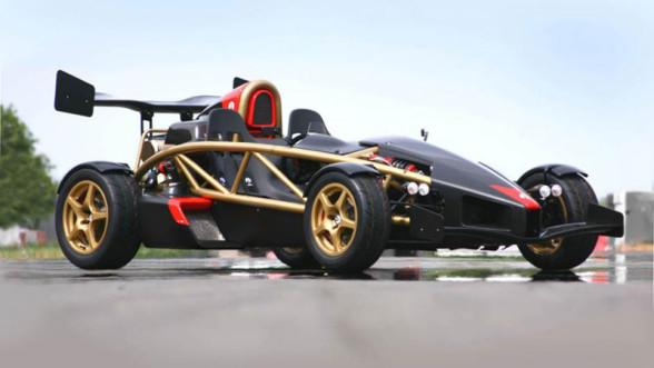 Ariel Atom V8 - 500 KM i lekkie nadwozie
