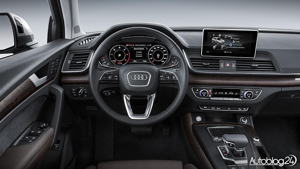 Nowe Audi Q5 2017 Zdjęcia Zmiany Silniki I Inne