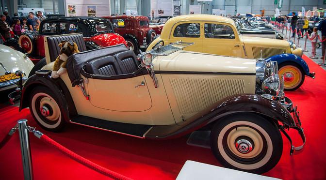 Auto Nostalgia 2016 w Warszawie – bilety, parking, atrakcje. Informacje dla zwiedzających