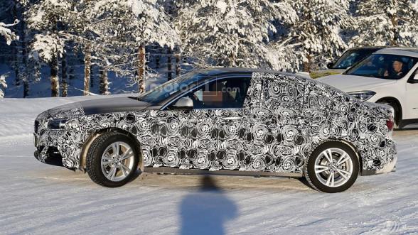 Bok BMW Serii 1 Sedan (F52)