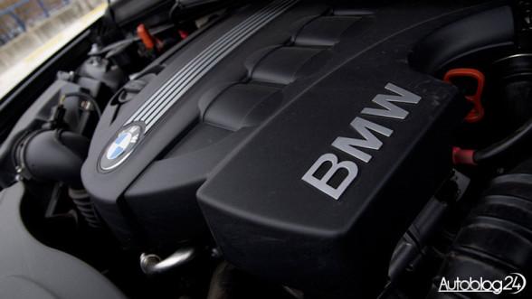 Silnik w BMW