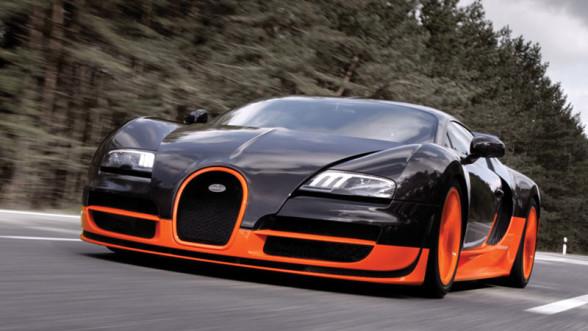 Bugatti Veyron Super Sport - kiedyś najszybszy samochód świata
