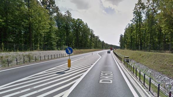 Droga Krajowa 50 - obwodnica Żyrardowa w formacie 2+1