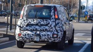 Fiat Panda facelifting (2017) - tył