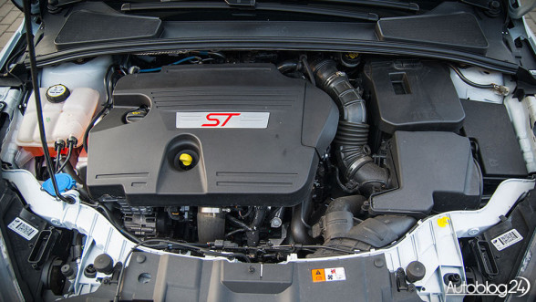 Ford Focus ST 2,0 TDCi