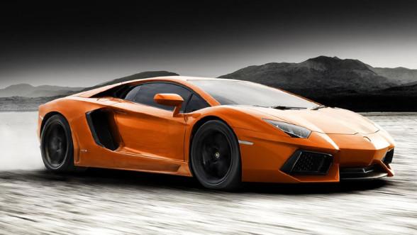 Lamborghini Aventador - najładniejszy samochód tej marki