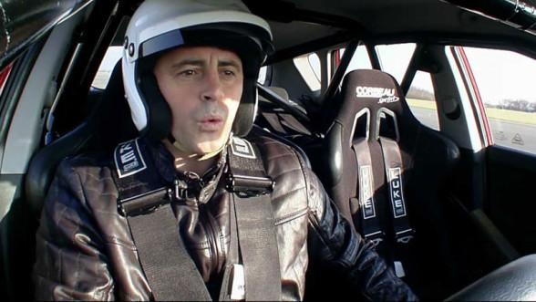 Matt LeBlanc jako kierowca KII cee'd