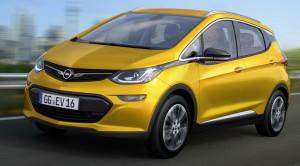 """Opel Ampera-e (2017) – nowy, """"tani"""" samochód elektryczny. Zdjęcia i informacje"""
