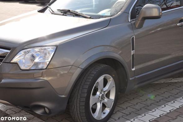 Opel Antara (OtoMoto) - przód