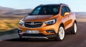 Nowy Opel Mokka X – zdjęcia. Facelifting tego SUV'a wychodzi na plus, choć nie wszędzie