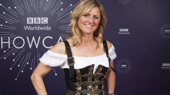 Sabine Schmitz - nowa prowadząca Top Gear