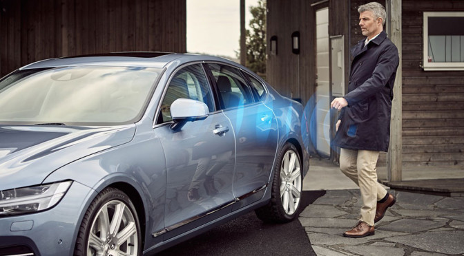 Smartfon jako kluczyk w Volvo od 2017 roku – informacje. Działanie i problemy, jakie mogą czekać na użytkowników