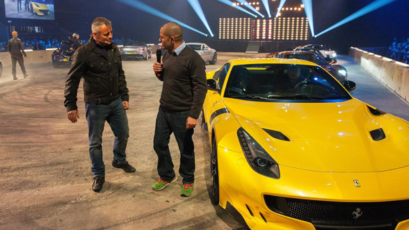 Top Gear - Matt LeBlanc i Chris Harris