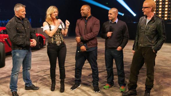 Top Gear - sezon 23 prowadzący razem