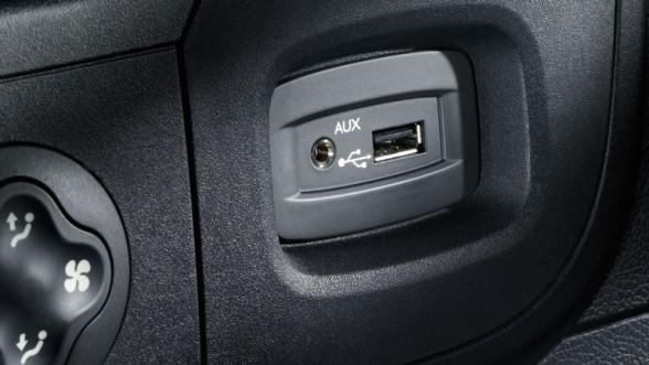 Wejście AUX w samochodach