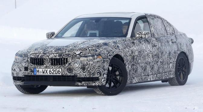 Nowa generacja BMW Serii 3 (G20) 2018 – informacje, zdjęcia szpiegowskie