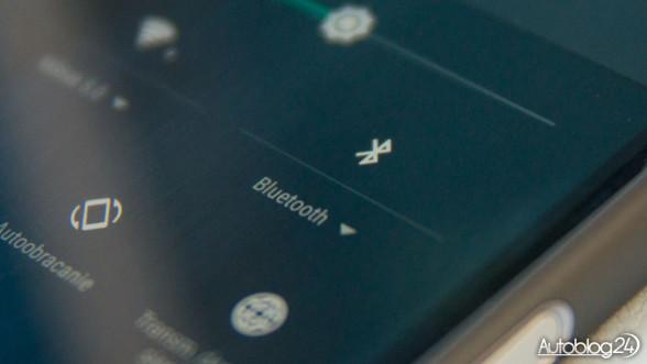 Bluetooth - smartfon gotowy do połączenia