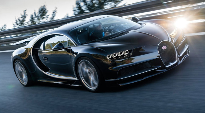 Bugatti Chiron - cena, osiągi i zdjęcia tego supersamochodu