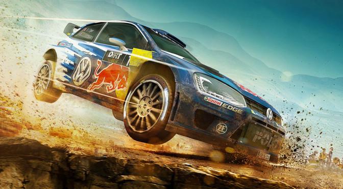 Grafika i wspierane kierownice w DiRT Rally na PS4 i XONE