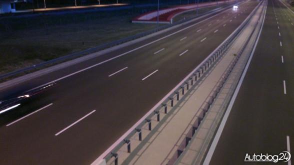 Droga szybkiego ruchu - Polska